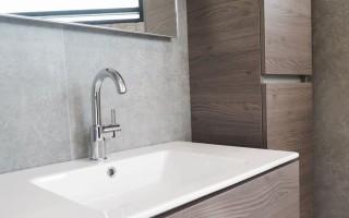 Eenvoudig De Badkamer Opknappen