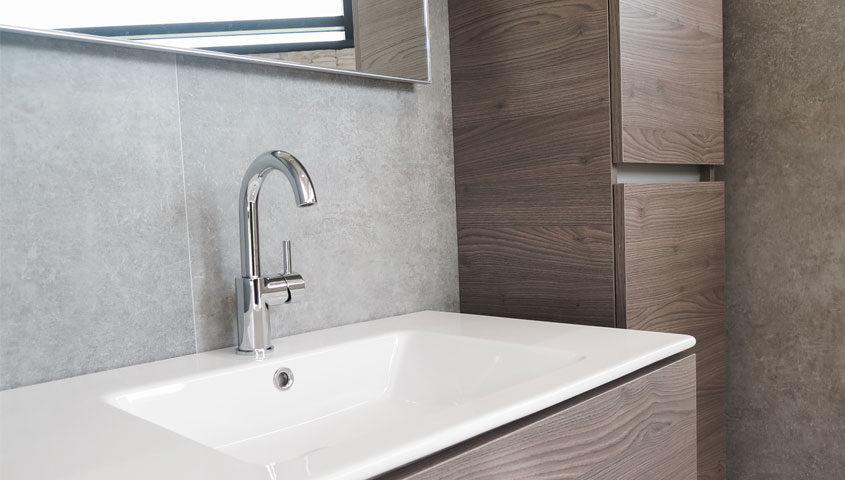 Badkamer opknappen de graaf helpt u verder - Sanitair opknappen ...