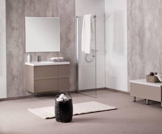 Badkamer Wandpanelen : ... Graaf BV - Eenvoudig de badkamer opknappen ...
